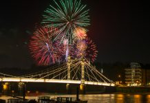 Bonfire Night London