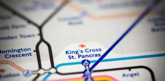 King Cross- St. Pancras
