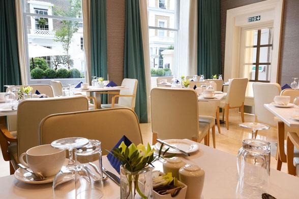 Park Grand London Kensington Restaurant Afternoon Tea
